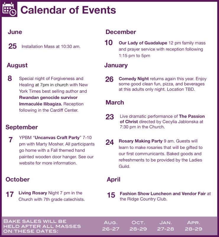 Our 2017-18 Calendar.